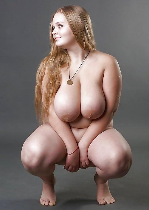 Фото толстых голых девушек