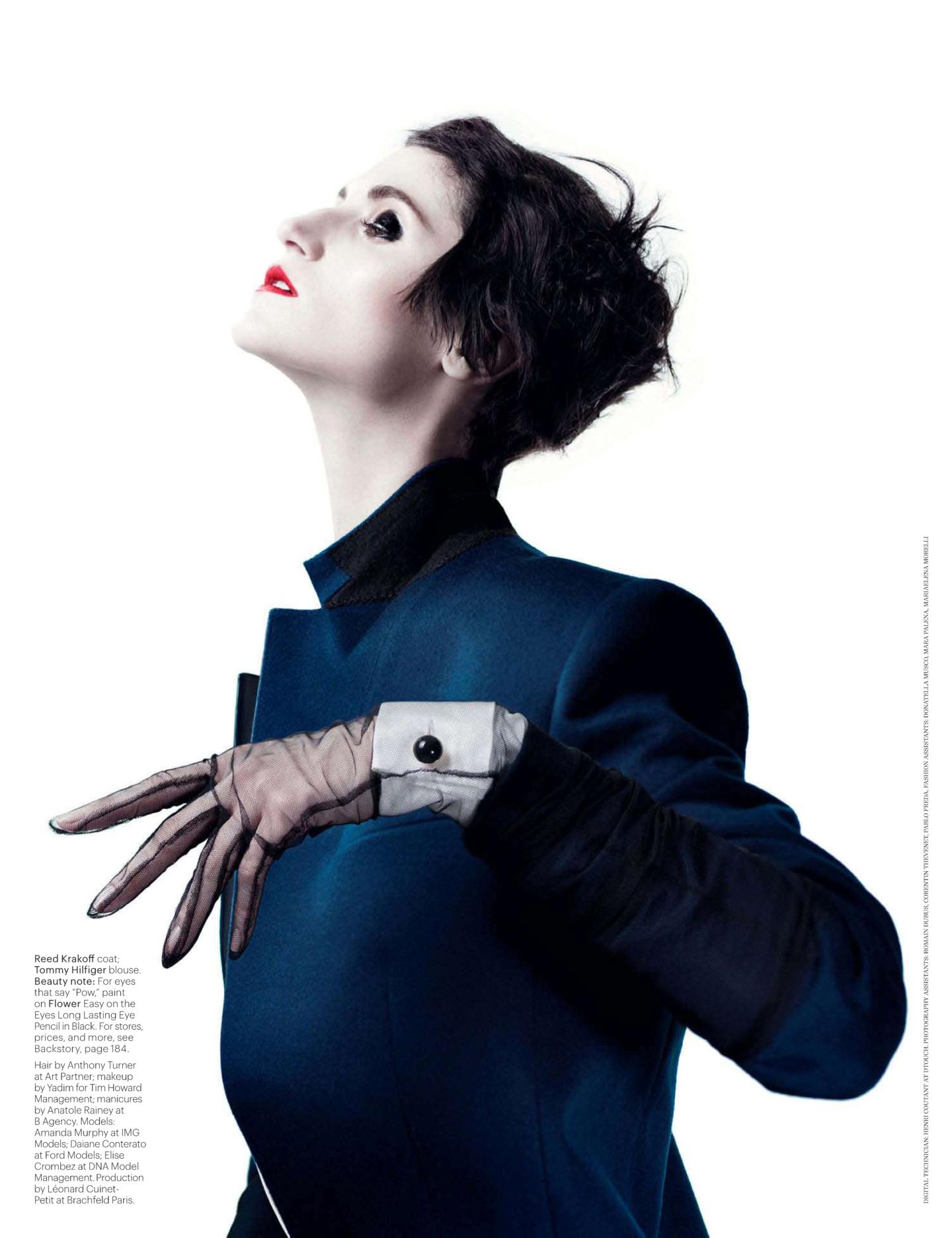 W Magazine 2013 111