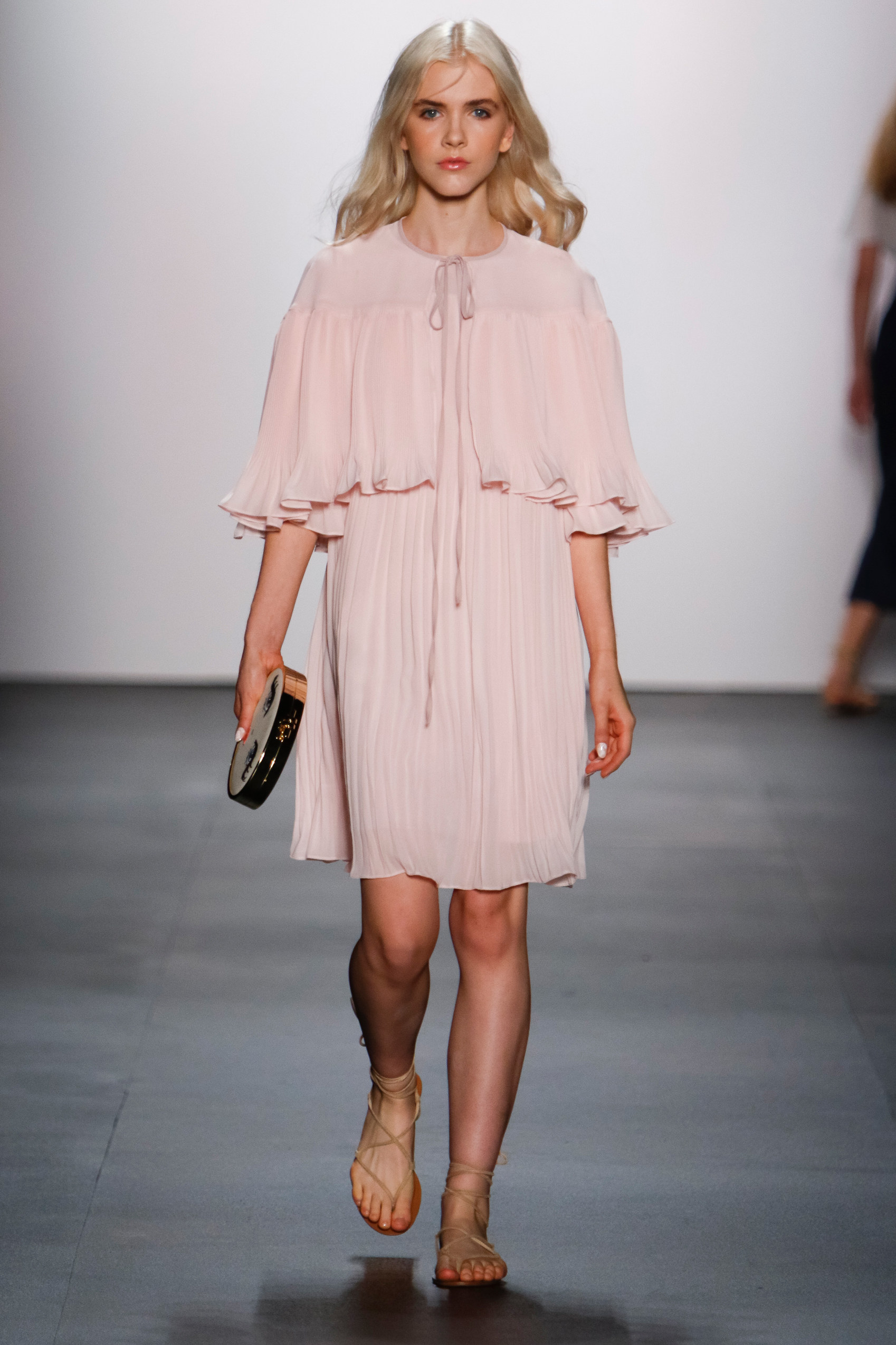 10 Big Trends From New York Fashion Week Spring Erin fetherston fashion show