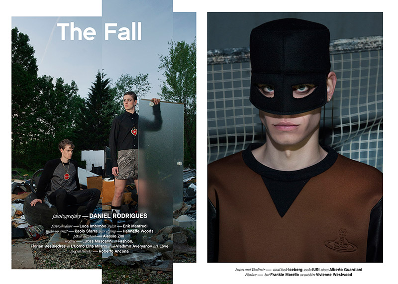 The Fall dan fy 1