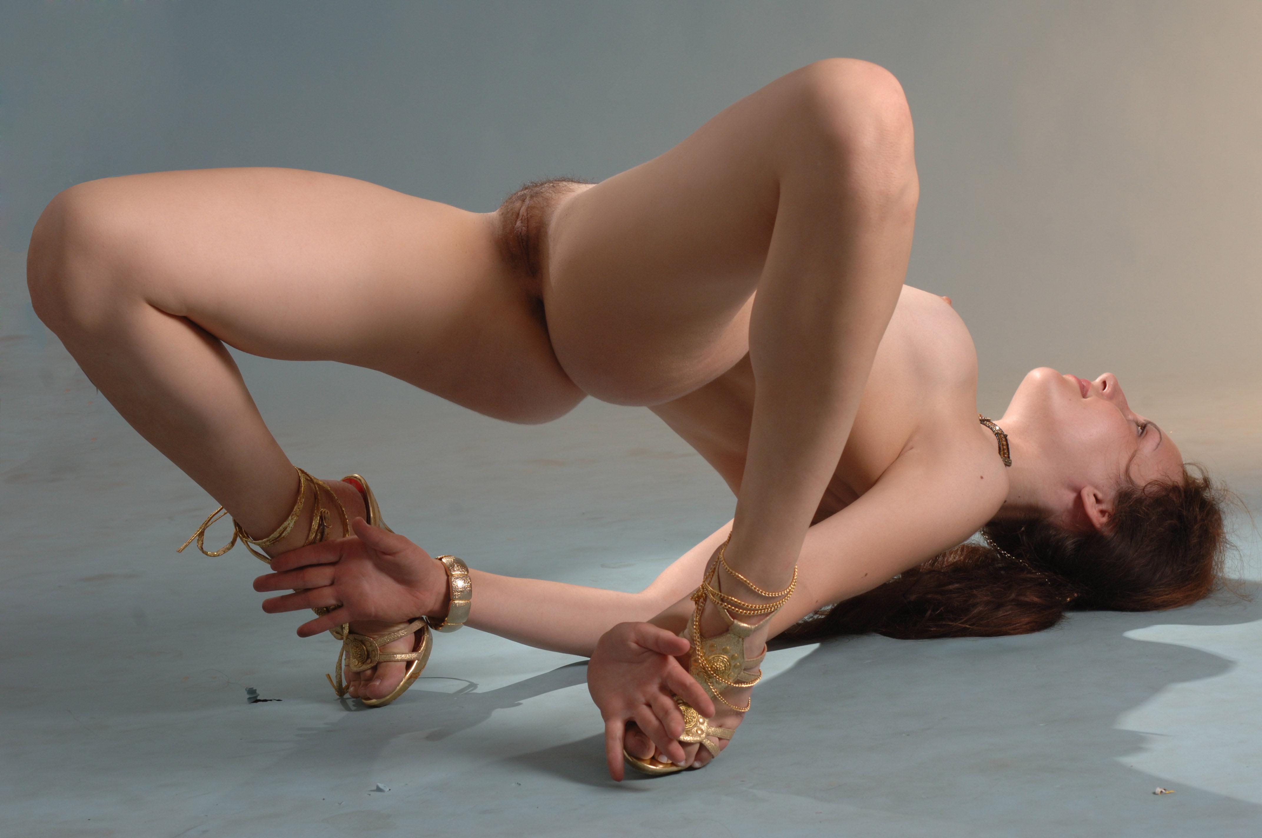 Порно-интим фото гимнасток девушек 6