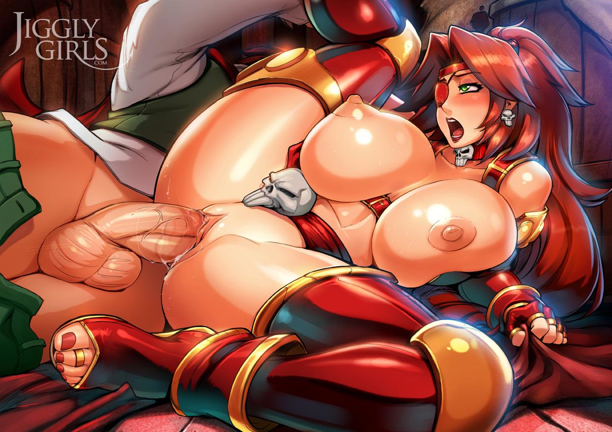 Mega boob girl com