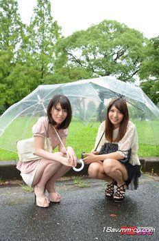 最新天然素人121914_01 女性友人的美鮑始見 葛西悠裡,柴田愛華