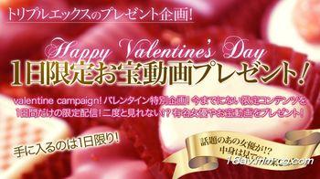 最新150207xxx-av.21865-元芸能人 情人節禮物!1日限定特別動畫 vol.07