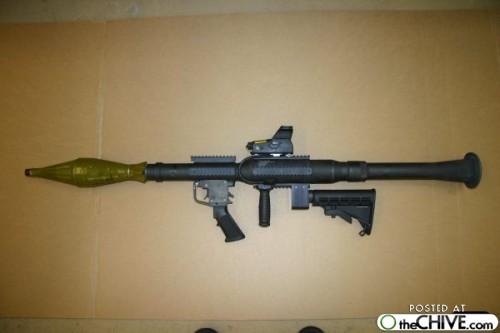 guns weapons weird 14