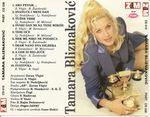 Tamara Bliznakovic - Diskografija 24032015_Tamara_Bliznakovic_1998_-_Ako_Pevam_Zadnja