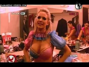 Alejandra big tits top