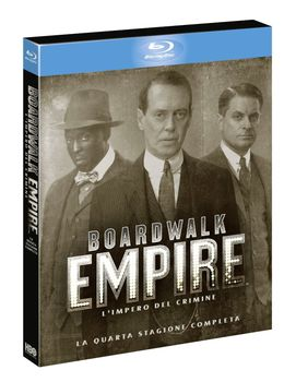 Boardwalk Empire - L'impero del crimine Stagione 4  (2014) (4 Blu-Ray) Full Bluray AVC DTS HD MA