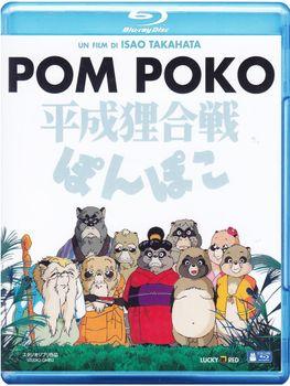 Pom Poko (1994) FULL Bluray AVC DTS HD MA DDN