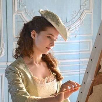 Vigée - Film : Le Fabuleux destin d'Elisabeth Vigee Le Brun, peintre de Marie-Antoinette (2015) 23984167_7864402