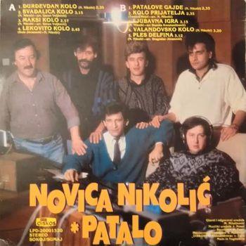 Novica Nikolic Patalo 1989 - Djurdjevdan kolo 24153134_zadnja